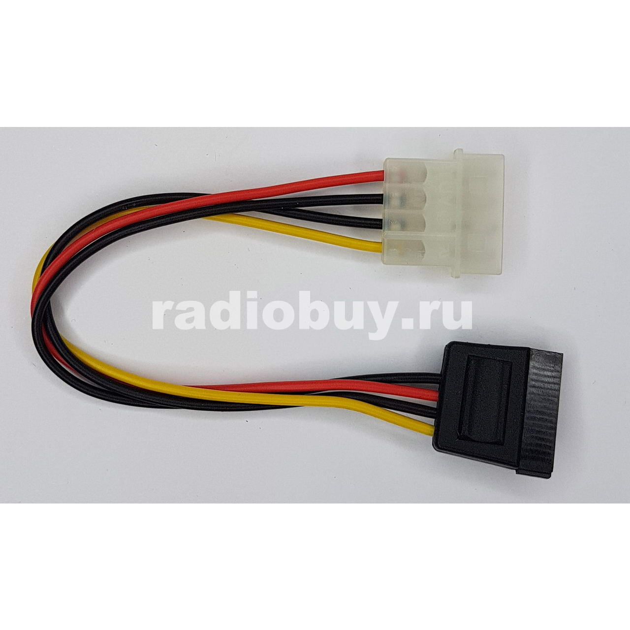 Переходник FinePower Molex - SATA