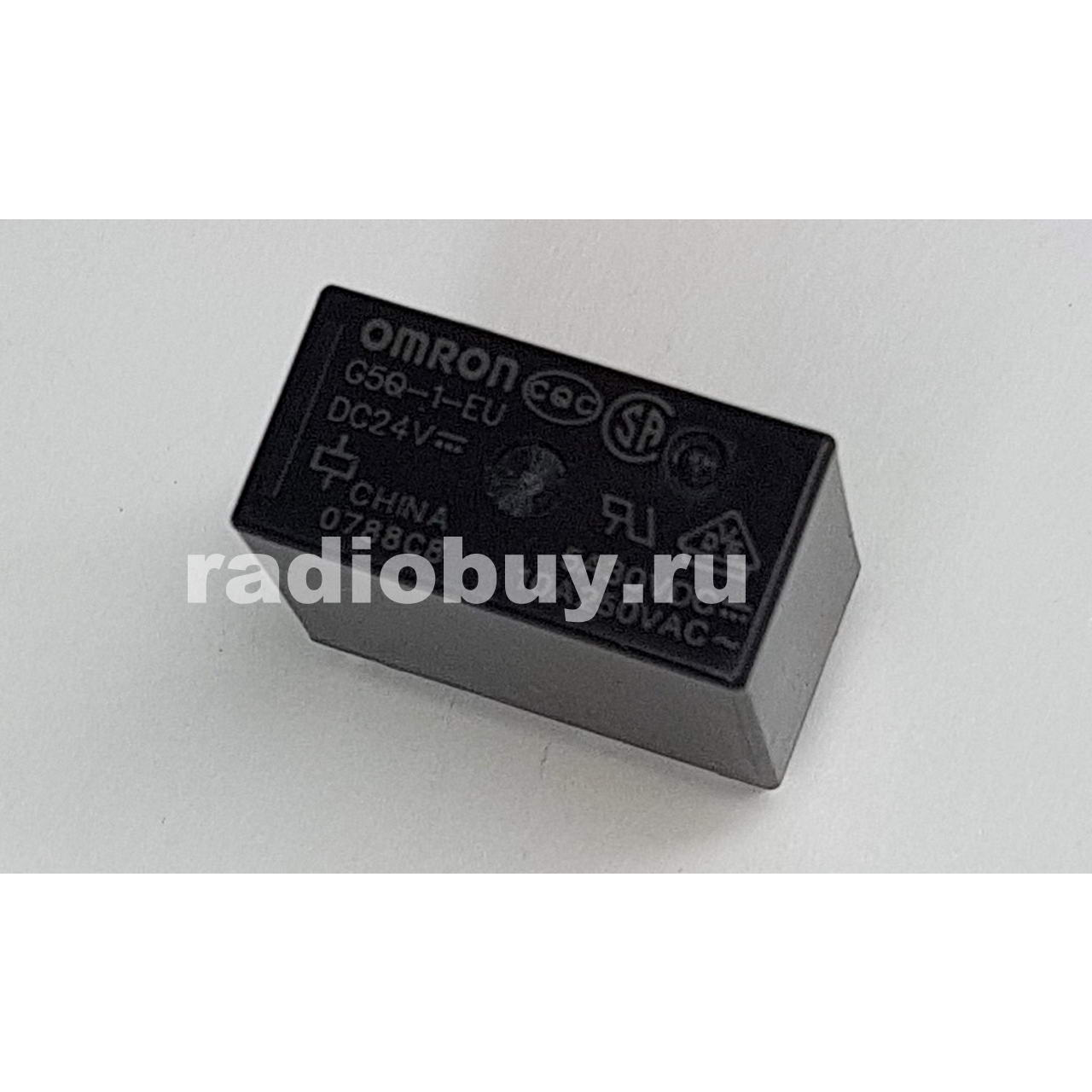 Реле OMRON G5Q-1-EU24DCTY